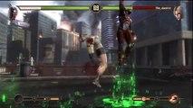 Mortal Kombat 9 , WTF Moments - May2015