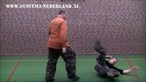 Russian Combat Systema training 2010: pakkingen en zelfverdediging