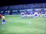 PES 2008 - Ronaldinho Freekick