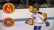 Montreal Canadiens VS. Soviet's Red Army: Best Hockey Game Ever Played