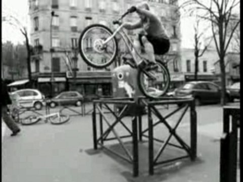 Wonder what's next - Trialbike