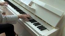 Clubbed to Death - Matrix theme (piano) - Rob Dougan