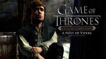 Nest of Vipers Trailer - Game of Thrones: A Telltale Game Series