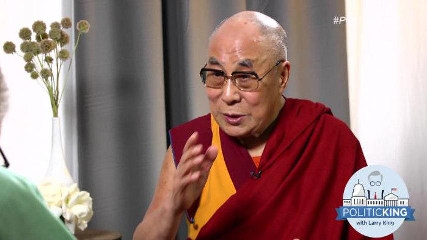 The Dalai Lama On What He Thinks About Netanyahu, Putin and Pres. Obama