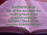 Bible Prophecy Fulfilled- Isaiah 53 Jesus Christ's Sacrifice