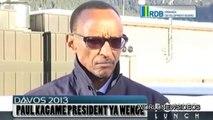 PAUL KAGAME RWANDA PRESIDENT CONFIRME IL VAS DIRIGER KONGO/RDC JUSQUE A 2016 (PARODY)HUMOR