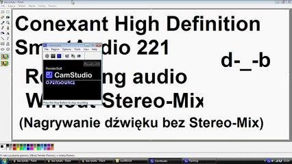 Gateway MX6120 Conexant Audio Driver for Windows Mac