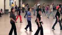Tennessee Waltz Surprise Line Dance (Music: Chinese New Year
