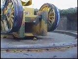 Restored WW2 German Gun Battery 'BATTERIE DOLLMAN' Guernsey