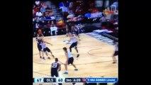 Bobby Ray Parks Jr. put back slam vs. NBA D-League Select July 17,2015 NBA Summer League