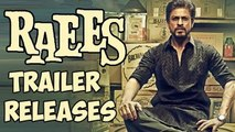 Raees Teaser Releases | Shahrukh Khan, Mahira Khan, Nawazuddin Siddiqui | Eid 2016
