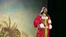 Selma & Hakim (Tunisian dancers): Fazzani/ Mezoued (Tunisian Folk Dance).