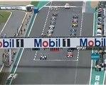 F1 France 2002 - Schumi vs Montoya vs Kimi