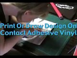 Easy DIY T-Shirt Stencil Design
