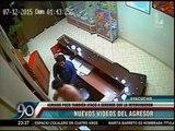 Ayacucho: hombre que agredió desnudo a ex pareja también atacó a serenos