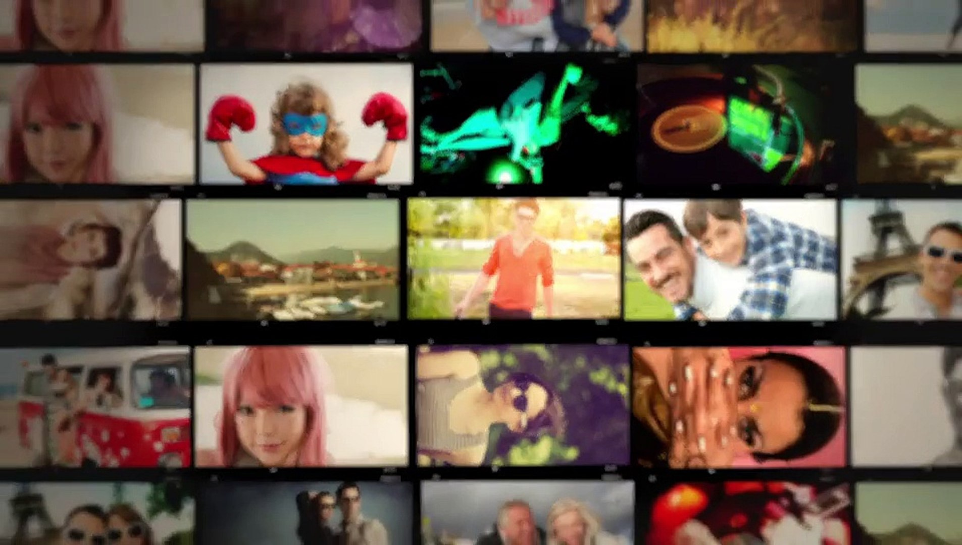 After Effects Project Files - Ultimate Contact Sheet Slide Show - VideoHive 7328112