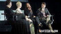 SDCC2012: Oz Panel (Sam Raimi, Michelle Williams and Mila Kunis)