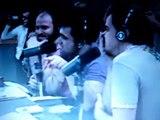 Bruno Senna no Pânico Radio Jovem Pan. 06/08/08