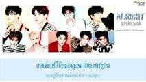 [Karaoke-Thaisub] Super Junior - ALRIGHT