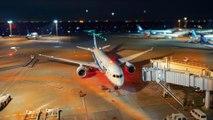 Tilt Shift et Time Lapse de l'Aéroport de Tokyo-Haneda