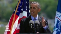 OBAMA on CLIMATE CHANGE - Climate Deniers Pose Serious Threat to U.S. National Security