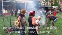 Bringing back Dundalli - aboriginal warrior