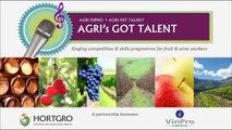 Agri's got Talent 2015 finalist: Johanna Damons, Robertson Winery, Robertson