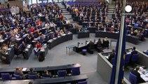 """Merkel partisine seslendi: """"Yunanistan anlaşması onaylanmazsa kaos olur"""""""