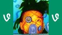SpongeBob Ruined-Funny Cartoon Voice Overs Vines Compilation #1   Best Cartoon