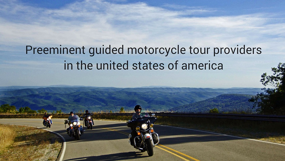 Adventure Touring Motorcycle | Motorcycle Tours USA