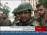 الجيش السوري يعلن وجود مقاتلين أجانب في سوريا