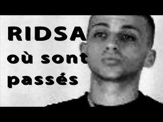 Ridsa - Où sont passés