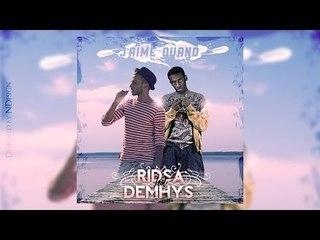 Ridsa Feat Demhys - J'aime quand  ( Lyrics )