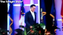 President Obama Plays Organ For Mitt Romney At NAACP Convention