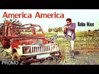 Babbu Maan - America America | Promo | 2014