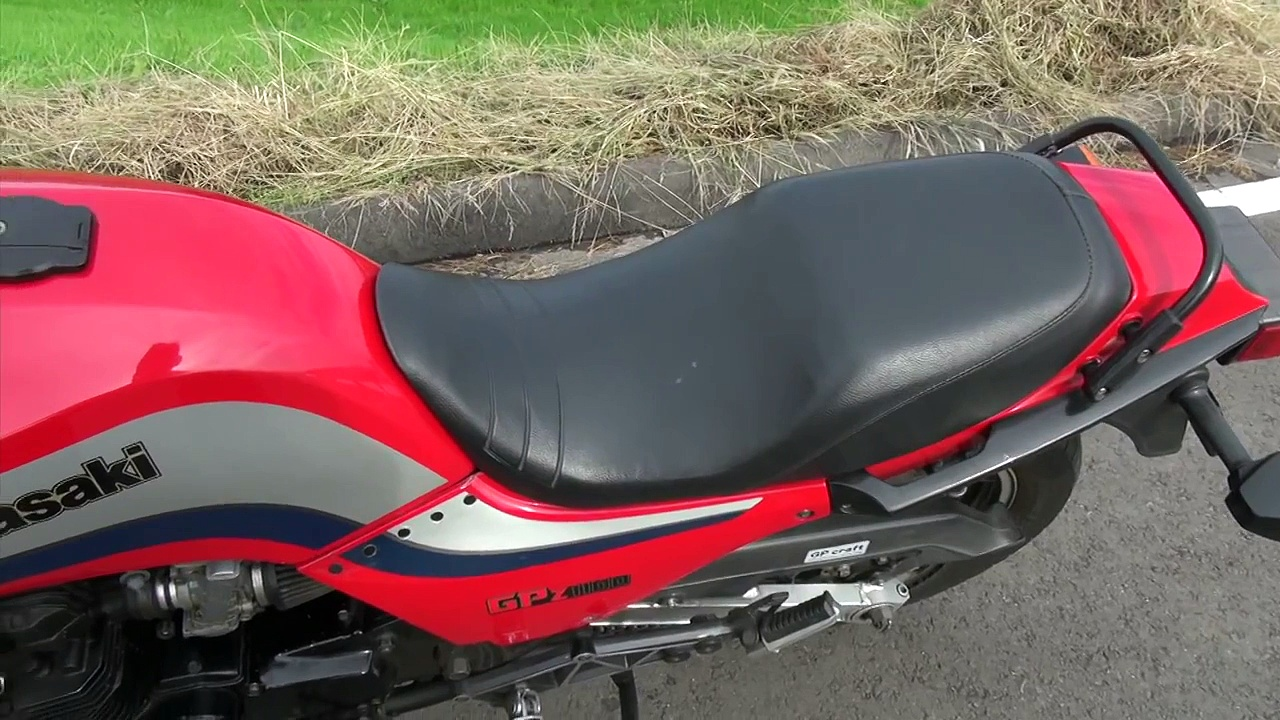 Kawasaki GPz1100 FCR39