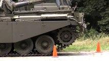 Centurion tank in Wassenaar