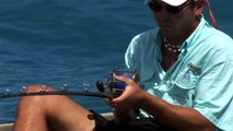 HD Kayak Fishing in the Gulf of Mexico with D C Bienvenue.  'Pink Fish', shot and edited by Michael Bradley, Digitalclips.