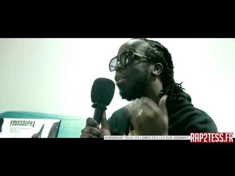 """Youssoupha : """"Dans le Trap français, il y a 10 % de bon, 90 % de mauvais"""""""