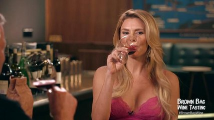 'Real Housewives' Brandi Glanville Describes Wine in Sex Terms