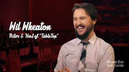 Wil Wheaton Geeks Out On Beer, Star Trek, and Wine