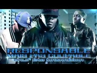 Nysay ft. Mac Kregor (Tandem) | Responsable mais pas coupable | Album : Prolongations