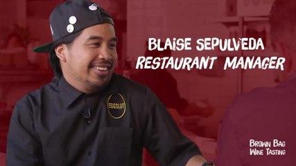 Blaise Sepulveda - Restaurant Manager