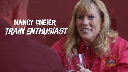 Nancy Gneier - Railroad Enthusiast