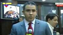 La Hojilla Marquina a golpes Asamblea Nacional Venezuela, golpistas de oposicin, diputados