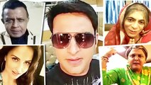 TV Celebs 'Bajrangi Bhaijaan' Dubsmash Compilation | Ali Asgar | Sunil Grover