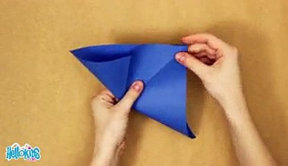 Die Origami-Windmühle
