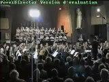 Le choeur des Bohémiennes de la Traviata de Verdi Avion 2004