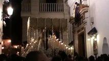 """""""Nuestro Alcor"""" Semana Santa 2013: La Virgen del Rosario saluda en el Convento (II)."""