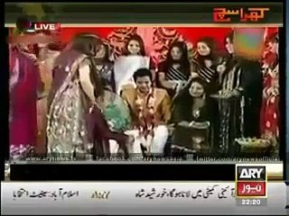 Vulgarity Scenes are being aired on Pakistani Media Revealing Mubasher Lucman